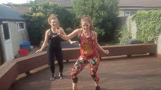 Dance Monkey Tones And I Dance Fitness Choreography Zumba Video