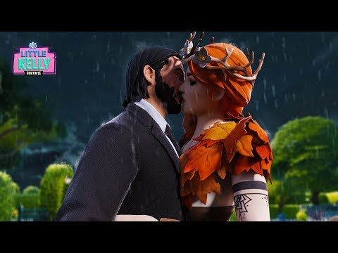 JOHN WICK AND AUTUMN ARE THE NEW HOT COUPLE | Fortnite Short Film