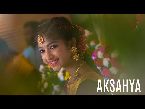 AKSHAYA saree ceremony 01-07-2017