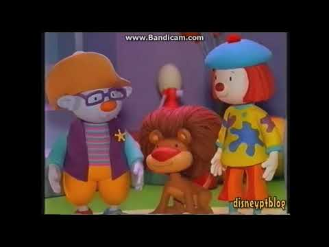 Playhouse Disney Portugal O Circo da Jojo (2006) - YouTube