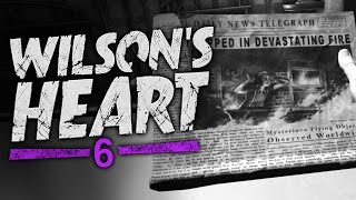 Wilson's Heart VR #6 - The Fly (Oculus Touch)