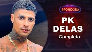 PK Delas explica prisão e se defende (Resenha Proibidona) #AoVivo Léo Dias / Dedé Galvão