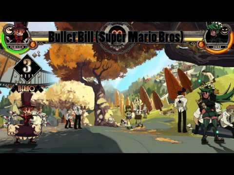 Skullgirls References Moves: Videogames Inspirations/References/Easter Eggs