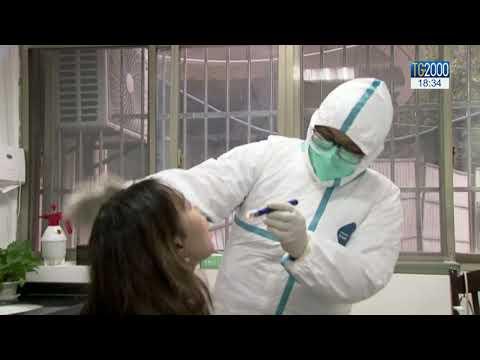 Coronavirus e Italia: a Fiumicino controllati tutti passeggeri provenienti da Wuhan