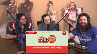 Blind Wave Reacts to Nintendo Direct Feb 13