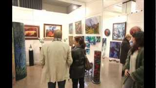 Cenarro FAIM ART 2012 stand feria.mov