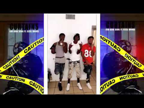 Jam Bang Bang ft. Cecil Woods- Curtains (Unofficial Video)