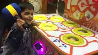 #FunCity Indppr Games in Fun City VR Mall   Hamleys Fishing Game   Full of fun in VR Bengaluru  