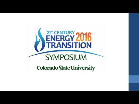 Session #2: Energy Transitions in the Western United States