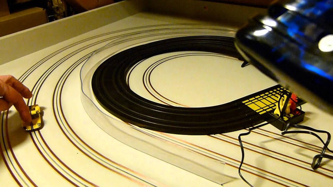 hight resolution of testing ho tomy mega g slotcar pickup shoes versus braid wire