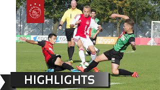 Highlights Ajax B1 - NEC/FC Oss B1