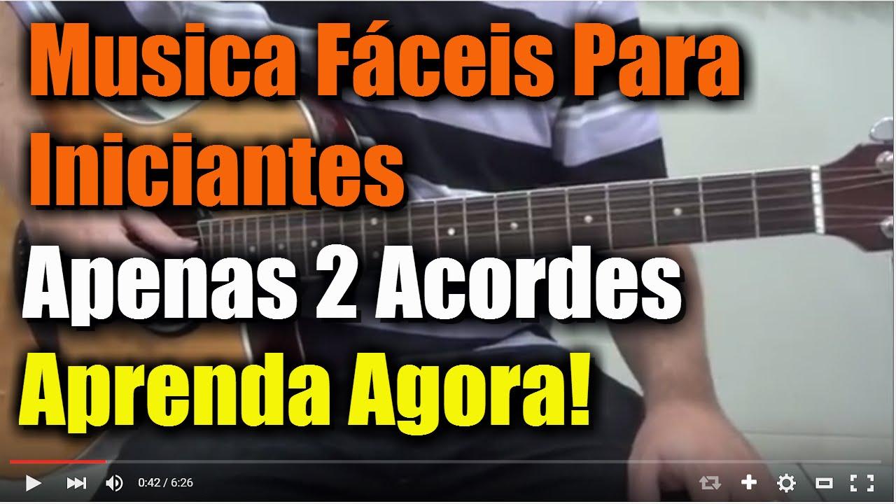 Músicas para Iniciantes no Violão - Labella Luna Músicas para Iniciante no Violão