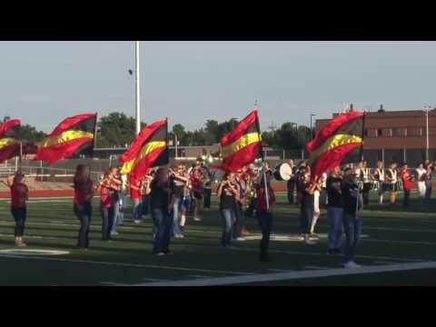 McPherson High School Marching Band