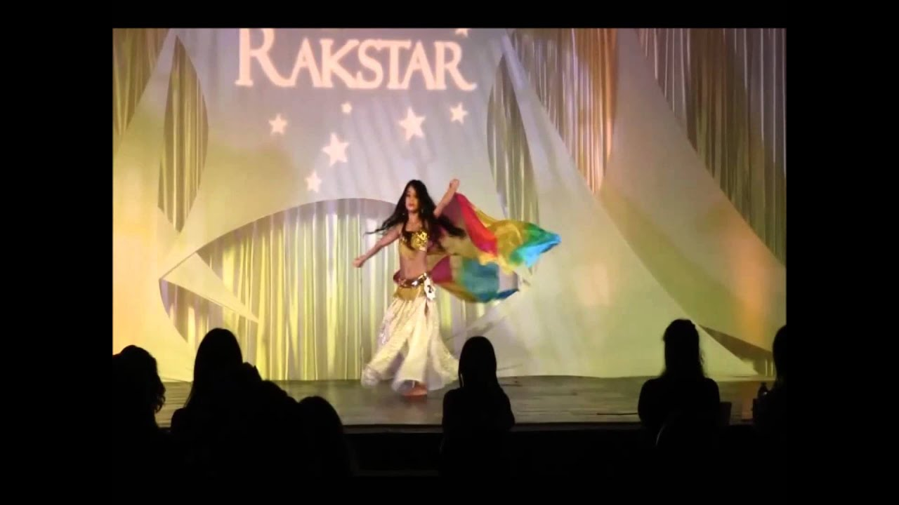 Rakstar 2015 Teen Category Raquel perfoming on Layali al Sharq