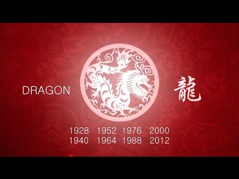 39851bfed Year of the Dragon: 2016 Chinese Horoscope - YouTube