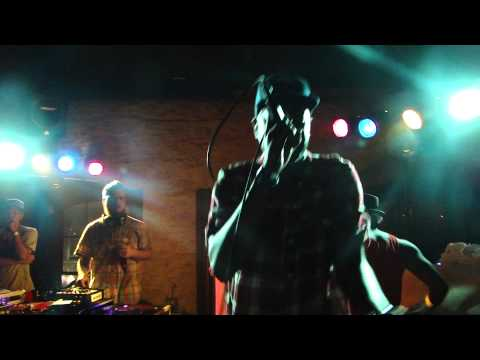 The Kid Daytona - Live @ Ruby Hornet: Closed Sessions(SXSW 2011)