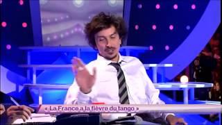 Arnaud Tsamere - La France a la fièvre du tango #ONDAR