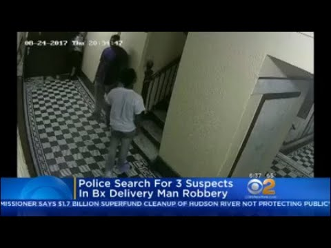 Police: 3 Suspects Wanted In Bronx Robbery