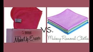 Makeup Eraser vs Norwex Makeup Remover Thumbnail