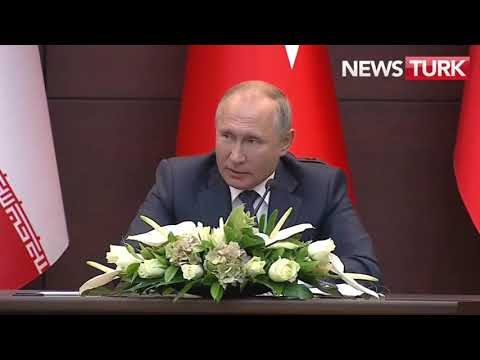 Путин процитировал аят из Корана, затем Эрдоган отвечает. срочная новость