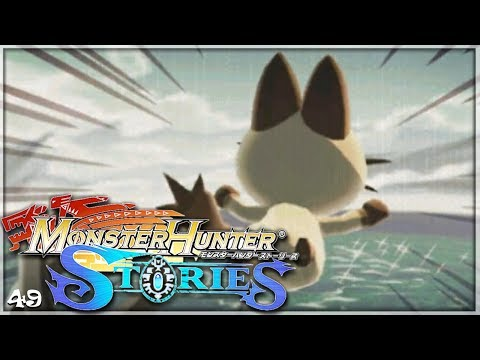 Navirous Erinnerung - Monster Hunter Stories - 49 - miri33 - Deutsch - Nintendo 3DS