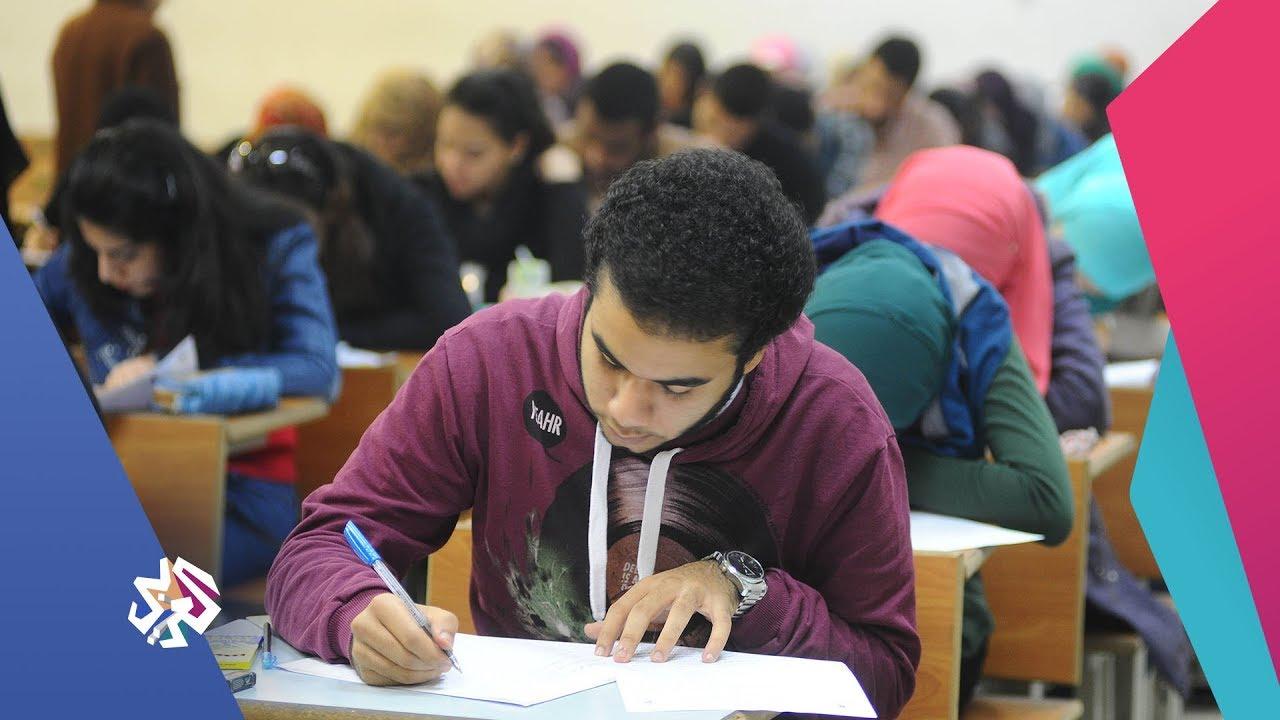 قناة العربي:بتوقيت مصر│امتحانات الثانوية العامة