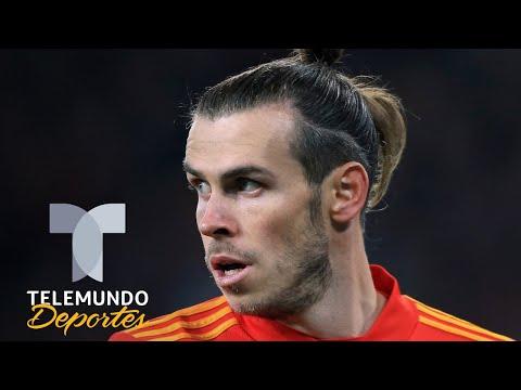El insulto de una super estrella a Bale por posar con esta bandera | Telemundo Deportes