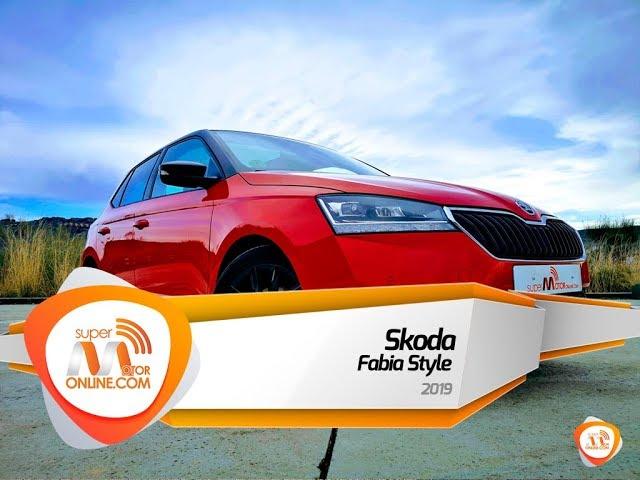 Skoda Fabia 2019 / Al volante / Prueba dinámica / Review / Supermotoronline.com