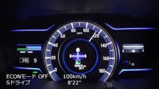 再投稿~ ・0-100km/h→0-120km/hでやり直し。 ・携帯→ビデオカメラで撮...