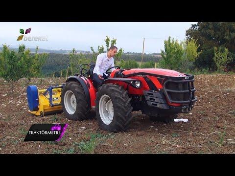 Traktörmetre Antonio Carraro TRX 7800S [S01 E17]