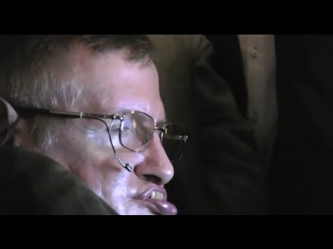 Stephen Hawking and Non-Human Consciousness