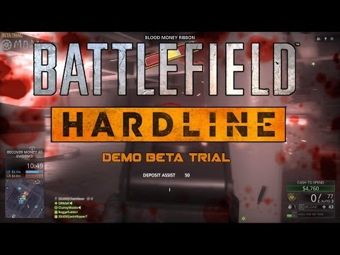 BATTLEFIELD HARDLINE: Jugando a la Beta Online