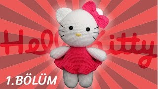 Amigurumi Hello Kitty - Canım Anne | 180x320