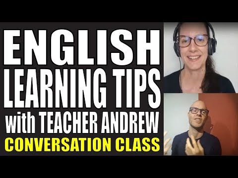 English Learning TIPS with TEACHER ANDREW from English Squared  Melhore Seu Inglês INSTAGRAM