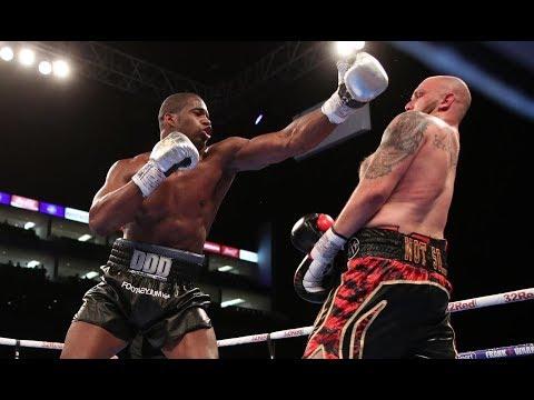 Daniel Dubois VS Tom Little Highlights (HD)
