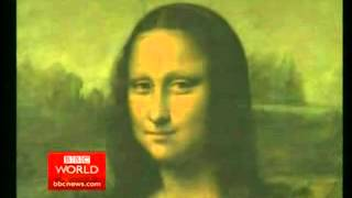 The Secret Behind Mona Lisa