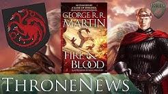 George R. R. Martin veröffentlicht neues Buch - Fire and Blood | Game of Thrones | Tobitato