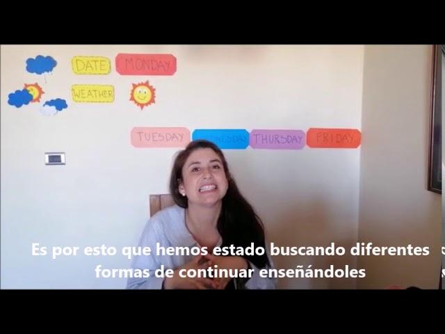 Mensaje de Macarena Munita - Pumahue Chicureo