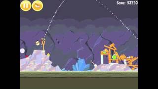 Video Angry Birds 17-9 Mine & Dine 3 Star Walkthrough download MP3, 3GP, MP4, WEBM, AVI, FLV Juli 2018