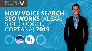 How Voice Search SEO Works (Alexa, Siri, Google, Cortana) 2019