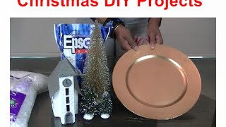 Christmas Series:  Christmas Diy Projects