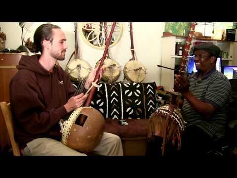 Mamadou Sidibe And Robert Usher