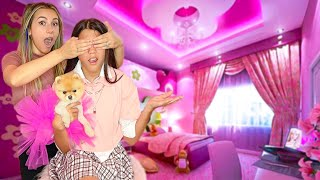 SURPRISING TXUNAMY WITH A CHILDISH ROOM MAKEOVER!!!! (SHE HATED IT)   Familia Diamond