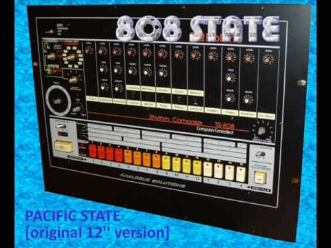 808 State  Pacific State original 12 version