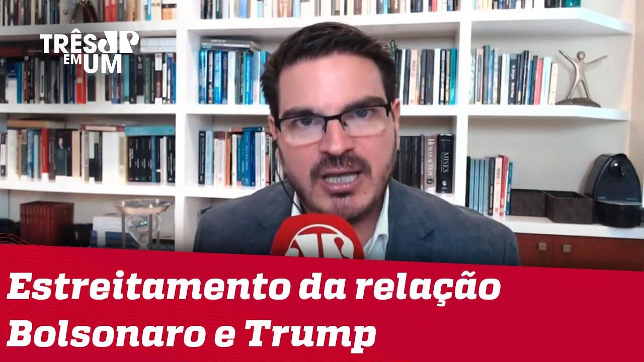 Rodrigo Constantino: Mercosul se tornou uma camisa de força ideológica