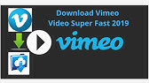 How To Download Private Vimeo Videos in 3 Easy Steps - YouTube
