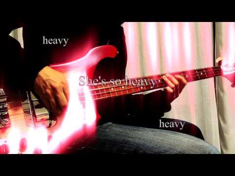 I Want You (She's so heavy) - The Beatles karaoke cover