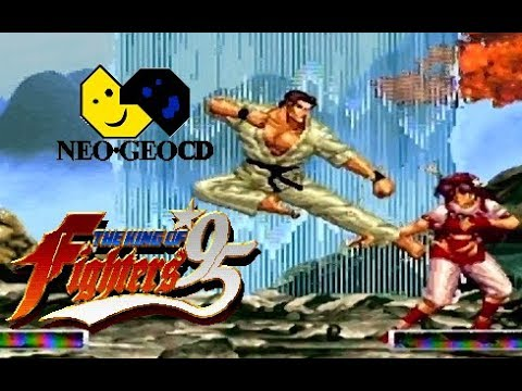 The King of Fighters '95 playthrough (Neo Geo CD)