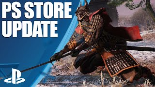 PlayStation Store Highlights - 20th March 2019