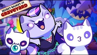 Cat game Cat Collector Halloween Event let's play